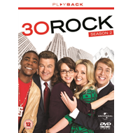 30 Rock: Season 2 (UK-import) (DVD)