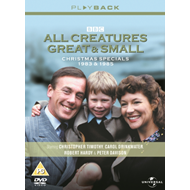 Produktbilde for All Creatures Great And Small: Christmas Specials (UK-import) (DVD)