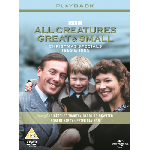 All Creatures Great And Small: Christmas Specials (UK-import) (DVD)