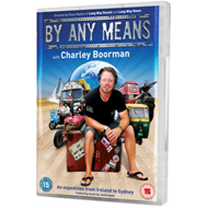 Charley Boorman: By Any Means (UK-import) (DVD)