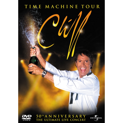 Cliff Richard: 50th Anniversary Time Machine Tour (UK-import) (DVD)