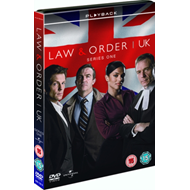 Law And Order - UK: Season 1 (UK-import) (DVD)
