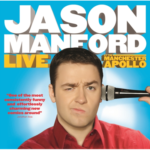 Jason Manford: Live At The Manchester Apollo (UK-import) (DVD)