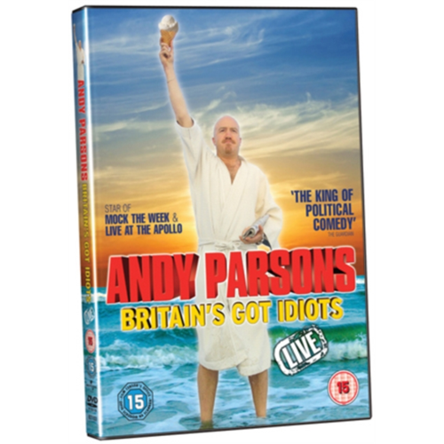 Andy Parsons: Britain's Got Idiots - Live (UK-import) (DVD)