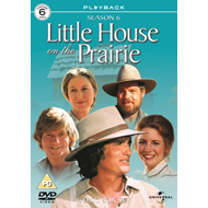 Little House On The Prairie: Season 6 (UK-import) (DVD)