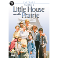Little House On The Prairie: Season 8 (UK-import) (DVD)