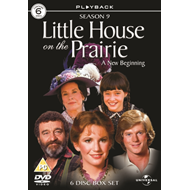 Little House On The Prairie: Season 9 (UK-import) (DVD)