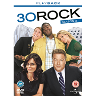 30 Rock: Season 3 (UK-import) (DVD)
