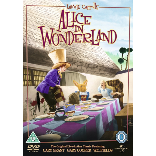 Alice In Wonderland (UK-import) (DVD)