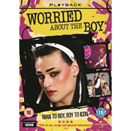 Worried About The Boy (UK-import) (DVD)