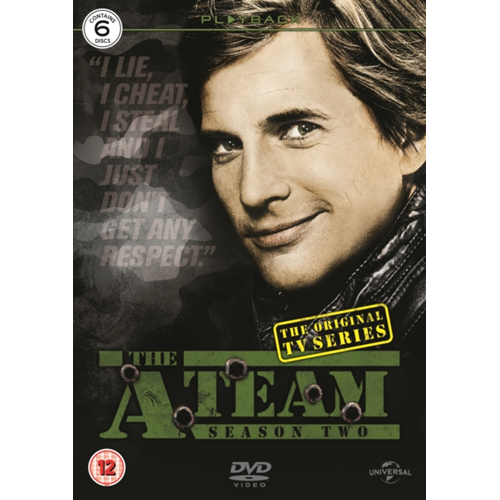 A-Team: Series 2 (UK-import) (DVD)