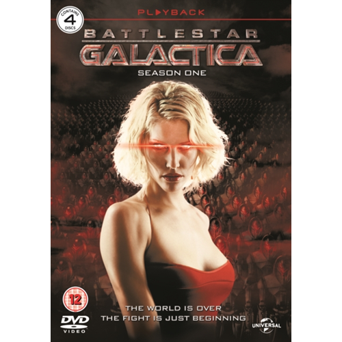 Battlestar Galactica: Season 1 (UK-import) (DVD)