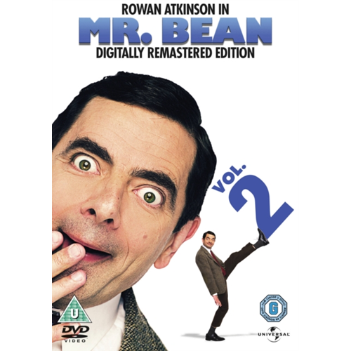 Mr Bean: Series 1 - Volume 2 (UK-import) (DVD)