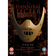 Hannibal Lecter Trilogy (UK-import) (DVD)