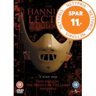 The Hannibal Lecter Trilogy (UK-import) (DVD)