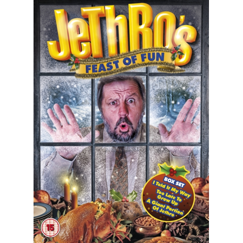 Jethro: Feast Of Fun Collection (UK-import) (DVD)
