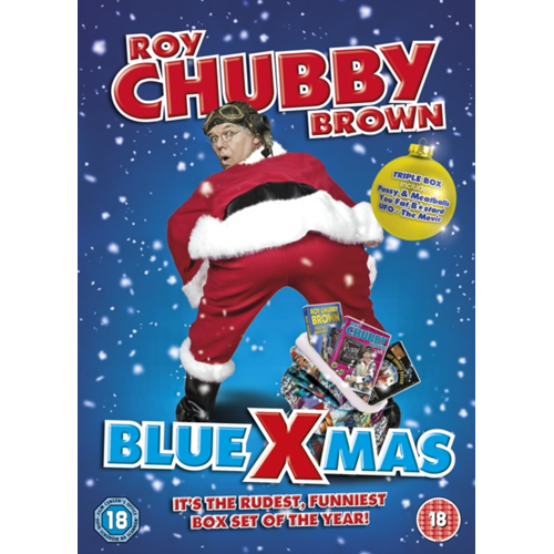 Roy Chubby Brown: Blue Christmas (UK-import) (DVD)