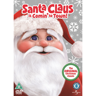 Santa Claus Is Comin' To Town (UK-import) (DVD)