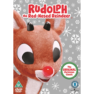 Rudolph The Red-Nosed Reindeer (UK-import) (DVD)