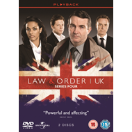 Law And Order - UK: Season 4 (UK-import) (DVD)