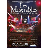 Les Misérables: In Concert - 25th Anniversary Show (UK-import) (DVD)