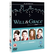 Will And Grace: The Complete Series 1 (UK-import) (DVD)