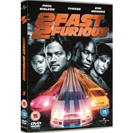 Produktbilde for 2 Fast 2 Furious (UK-import) (DVD)