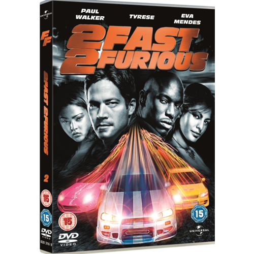 2 Fast 2 Furious (UK-import) (DVD)