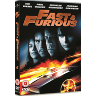 Fast & Furious (UK-import) (DVD)