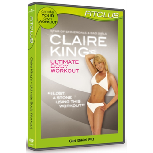 Claire King's Ultimate Body Workout (UK-import) (DVD)