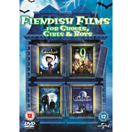 Fiendish Films For Ghouls, Girls And Boys (UK-import) (DVD)
