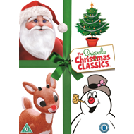 Santa Claus Is Comin' To Town/Rudolph The Red Nose Reindeer/... (UK-import) (DVD)