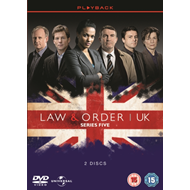 Law And Order - UK: Season 5 (UK-import) (DVD)