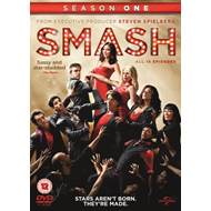Produktbilde for Smash - Sesong 1 (UK-import) (DVD)