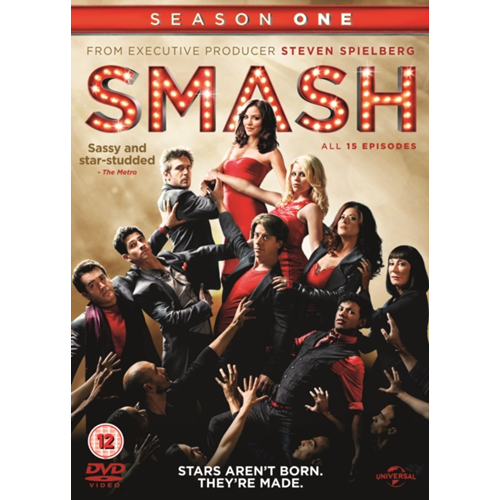 Smash: Complete Season 1 (UK-import) (DVD)