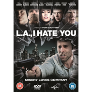 Produktbilde for L.A., I Hate You (UK-import) (DVD)