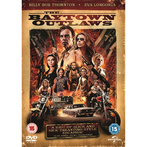 The Baytown Outlaws (UK-import) (DVD)