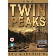 Produktbilde for Twin Peaks: Collection (UK-import) (DVD)