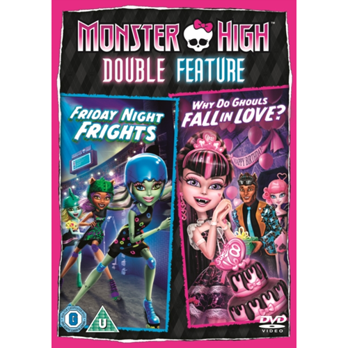 Monster High: Friday Night Frights/Why Do Ghouls Fall In Love? (UK-import) (DVD)