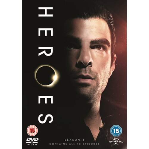 Heroes: Season 4 (UK-import) (DVD)