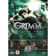 Produktbilde for Grimm: Season 2 (UK-import) (DVD)