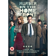 Murder On The Home Front (UK-import) (DVD)