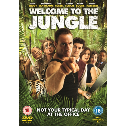 Welcome To The Jungle (UK-import) (DVD)