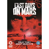 Last Days On Mars (UK-import) (DVD)
