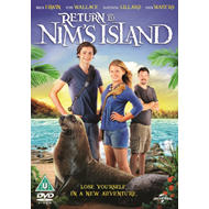 Return To Nim's Island (UK-import) (DVD)