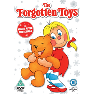 Produktbilde for The Forgotten Toys (UK-import) (DVD)