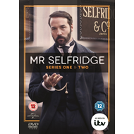 Mr. Selfridge: Series 1 And 2 (UK-import) (DVD)
