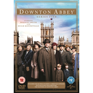 Downton Abbey: Series 5 (UK-import) (DVD)