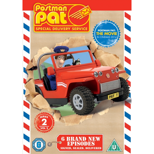 Postman Pat - Special Delivery Service: Series 2 - Volume 2 (UK-import) (DVD)