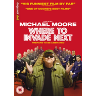 Where To Invade Next (UK-import) (DVD)